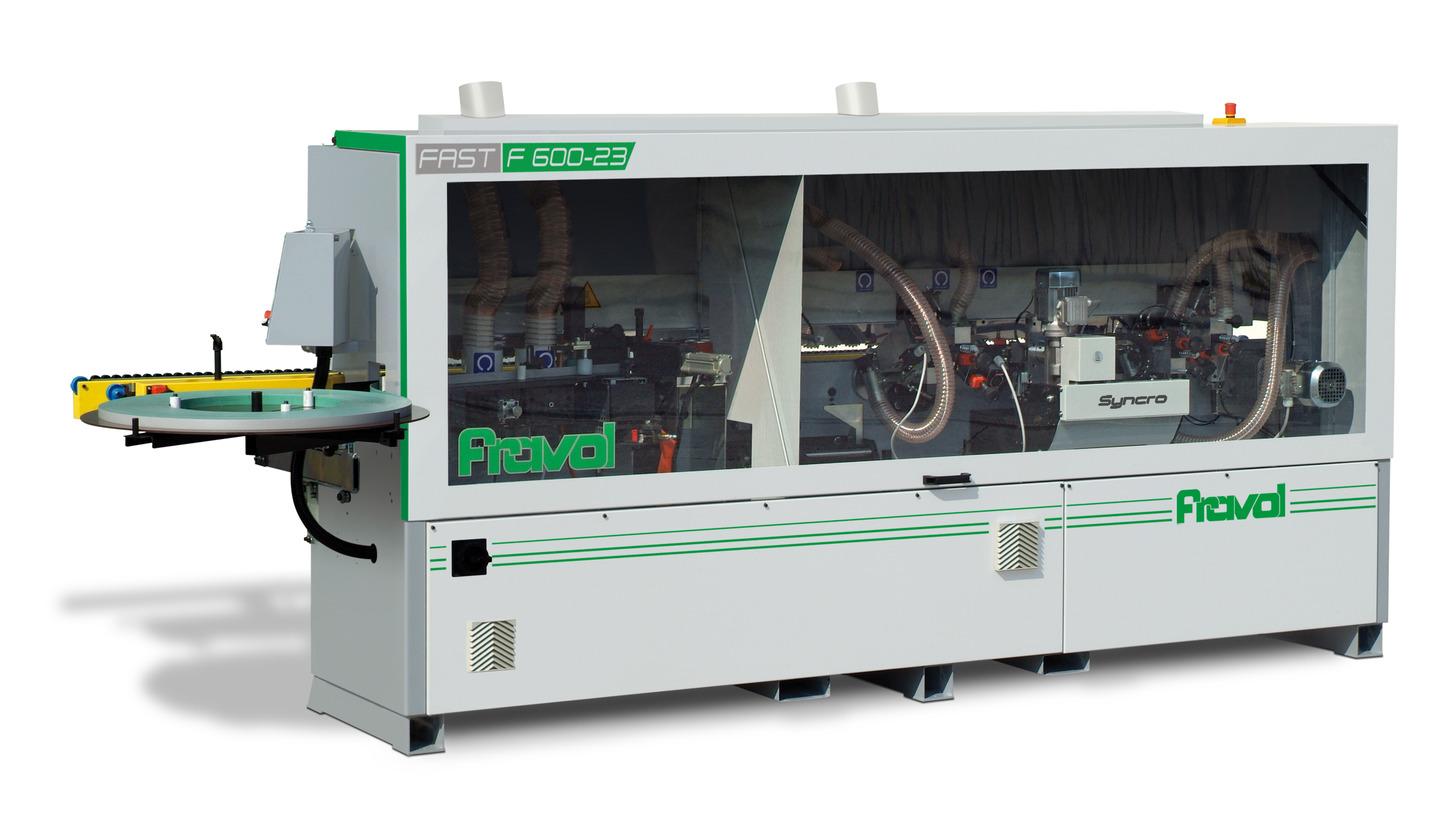 Logo Fast Edgebanding Machine