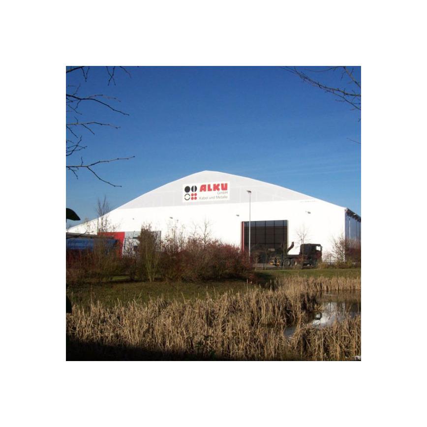 Logo Giebelhalle  G-Serie, Hallenbau im Premiumbereich