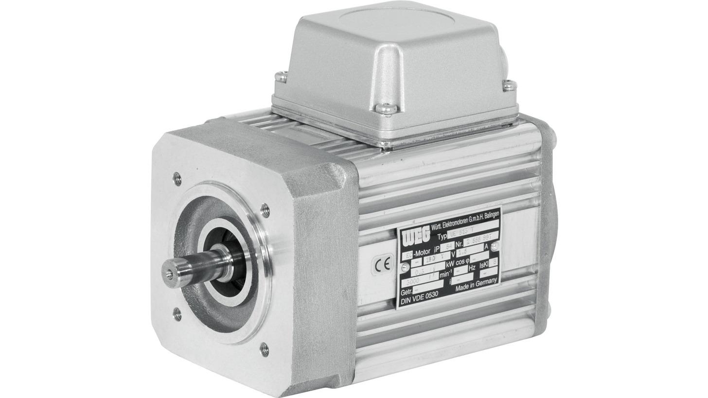 Logo Electronically commutated direct motors
