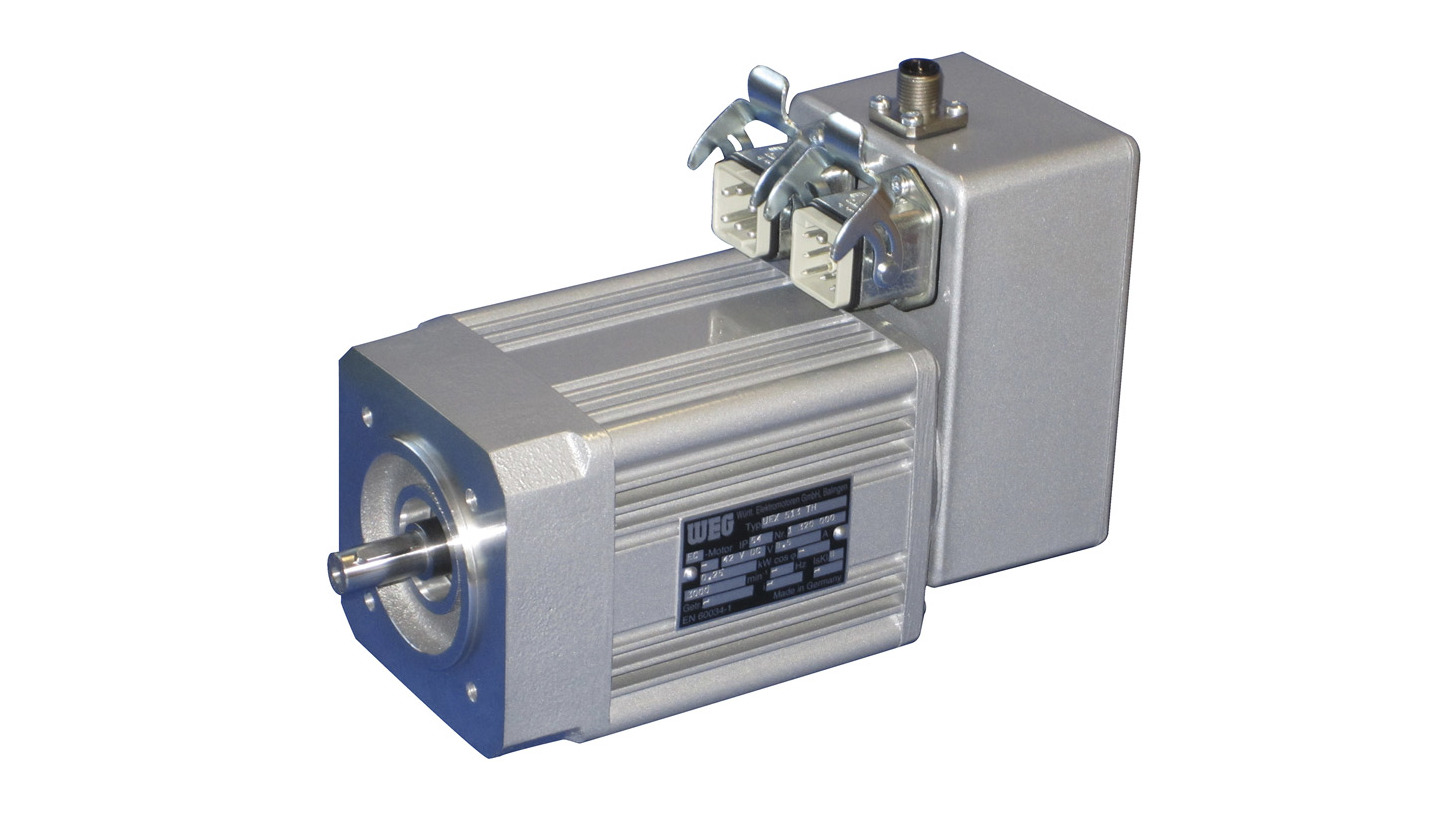Logo Electronically commutated compact motors