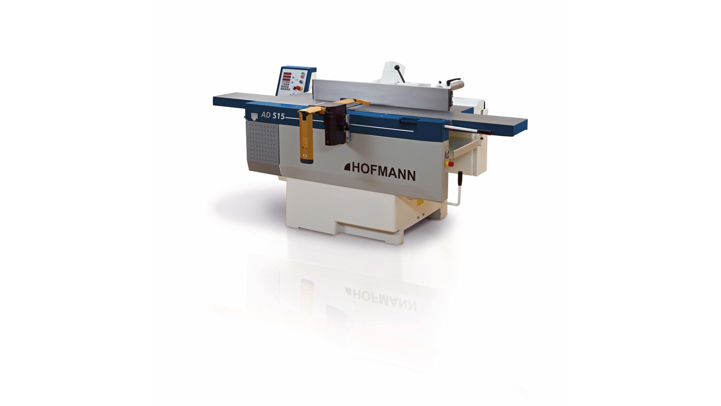 Logo Combined surface and thickness planer