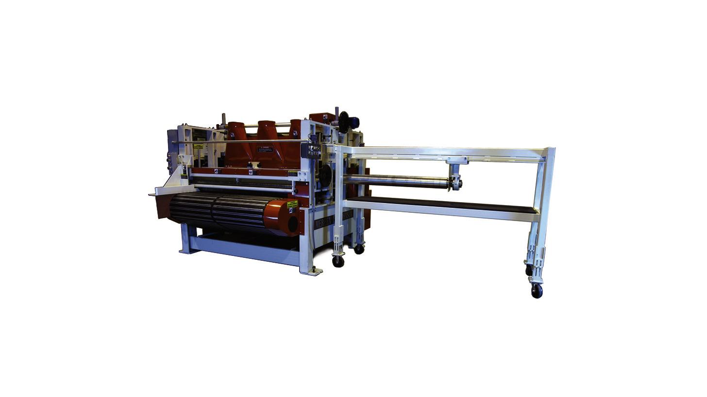 Logo Engineered Wood Production Equipment