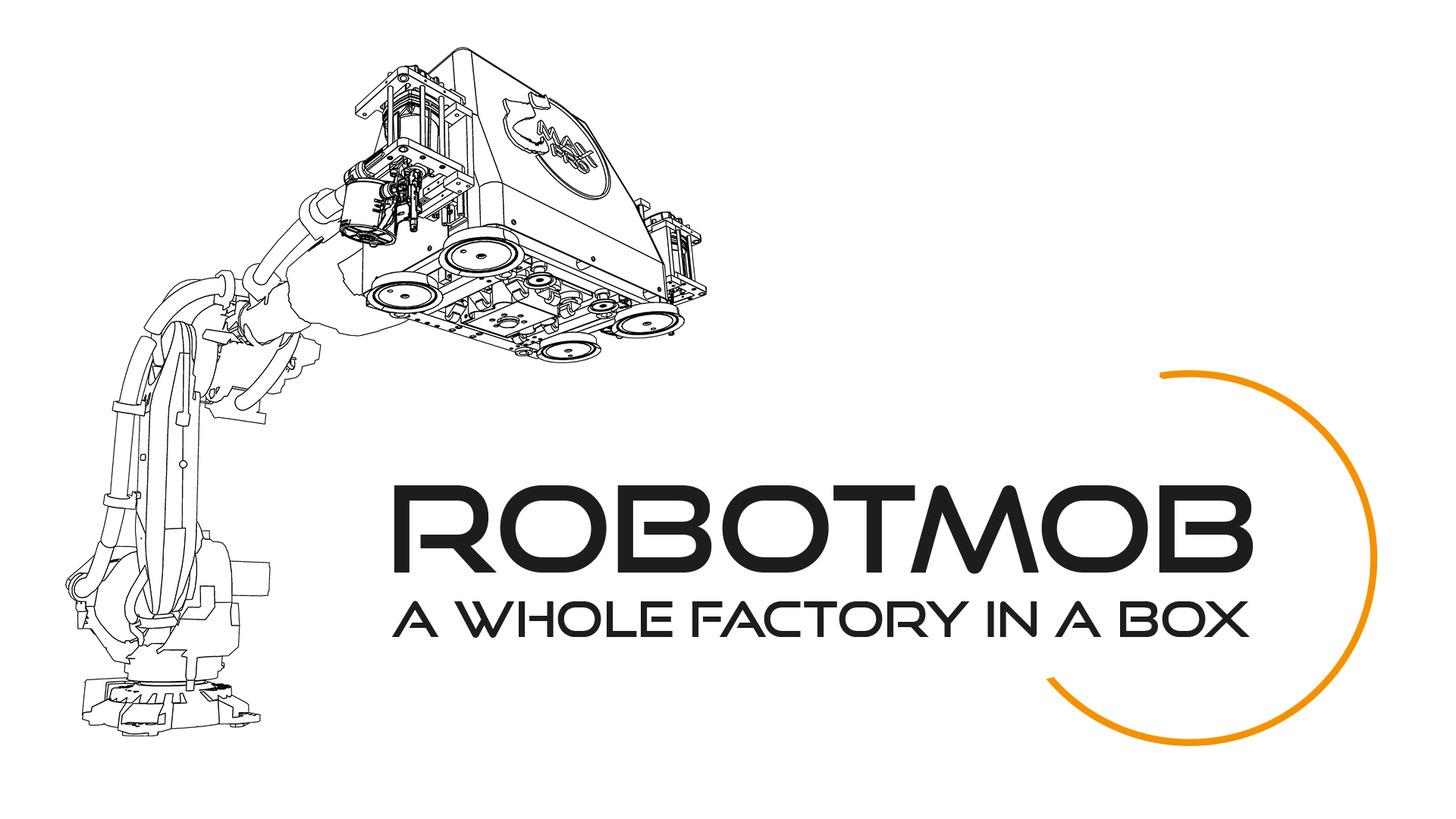 Logo Robotmob