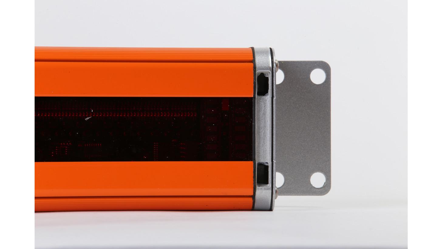 Logo High Definition light-curtain scanner