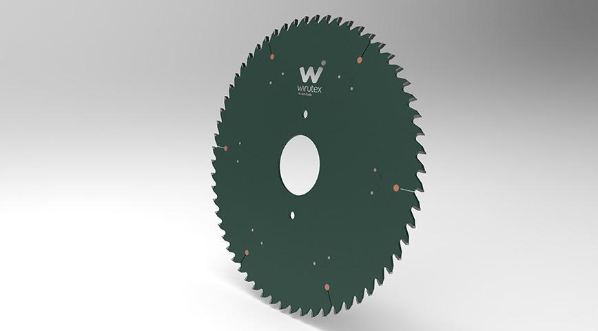 Logo Circular saw blades in DP