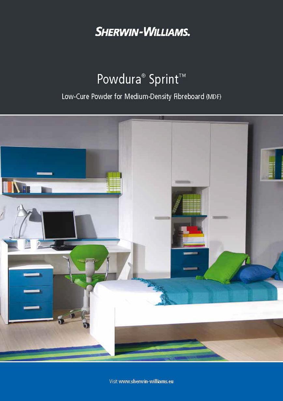 Logo Powdura® Sprint