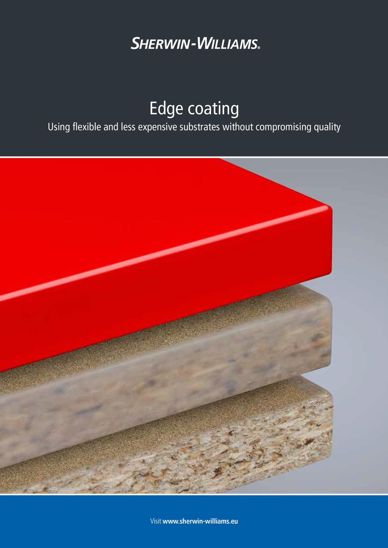 Logo Edge coating