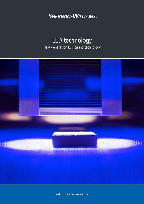 Logo LED technology - next generation
