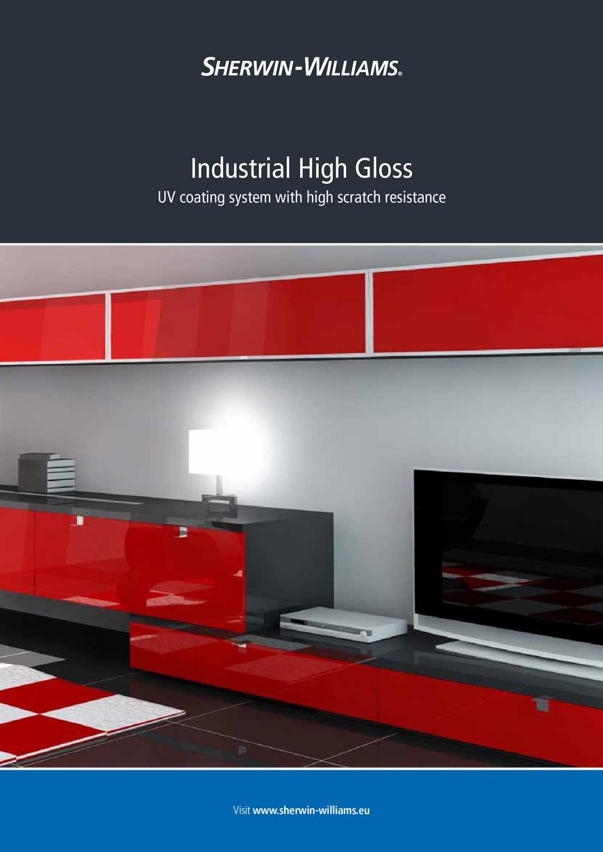 Logo Industrial High Gloss