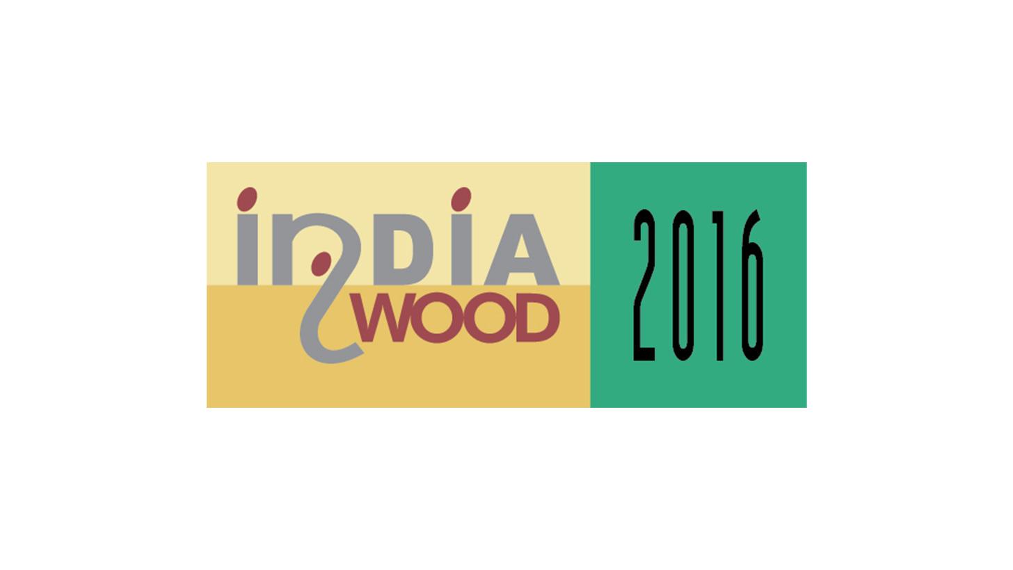 Logo INDIAWOOD 2016