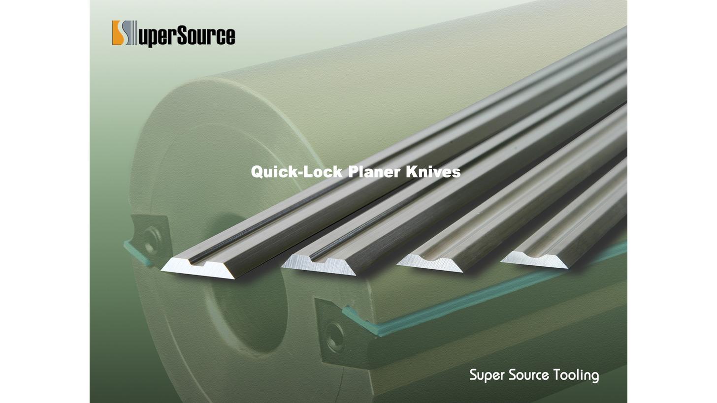 Logo Quick-Lock Planer Knives