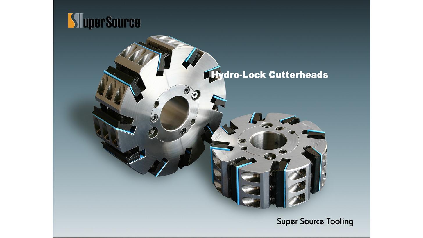 Logo Hydro-Lock Cutterheads