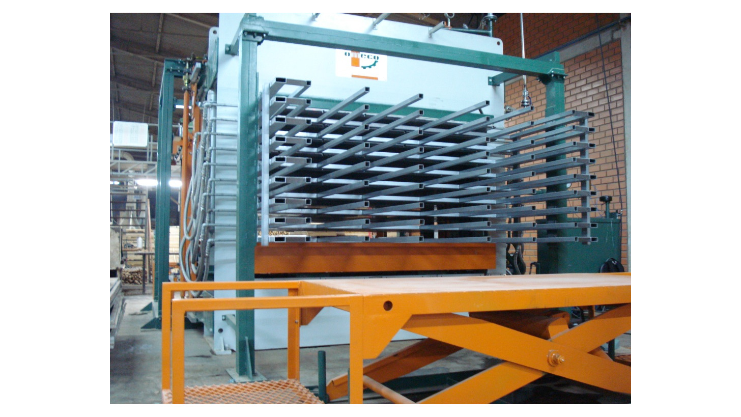 Logo HYDRAULIC PRESS FOR DOOR MANUFACTURING