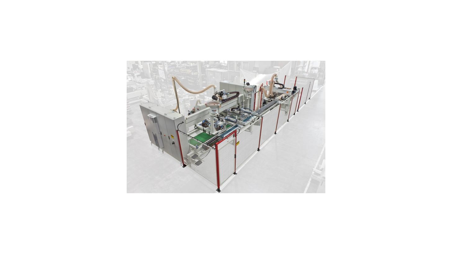 Logo Mitre milling machines - folding system