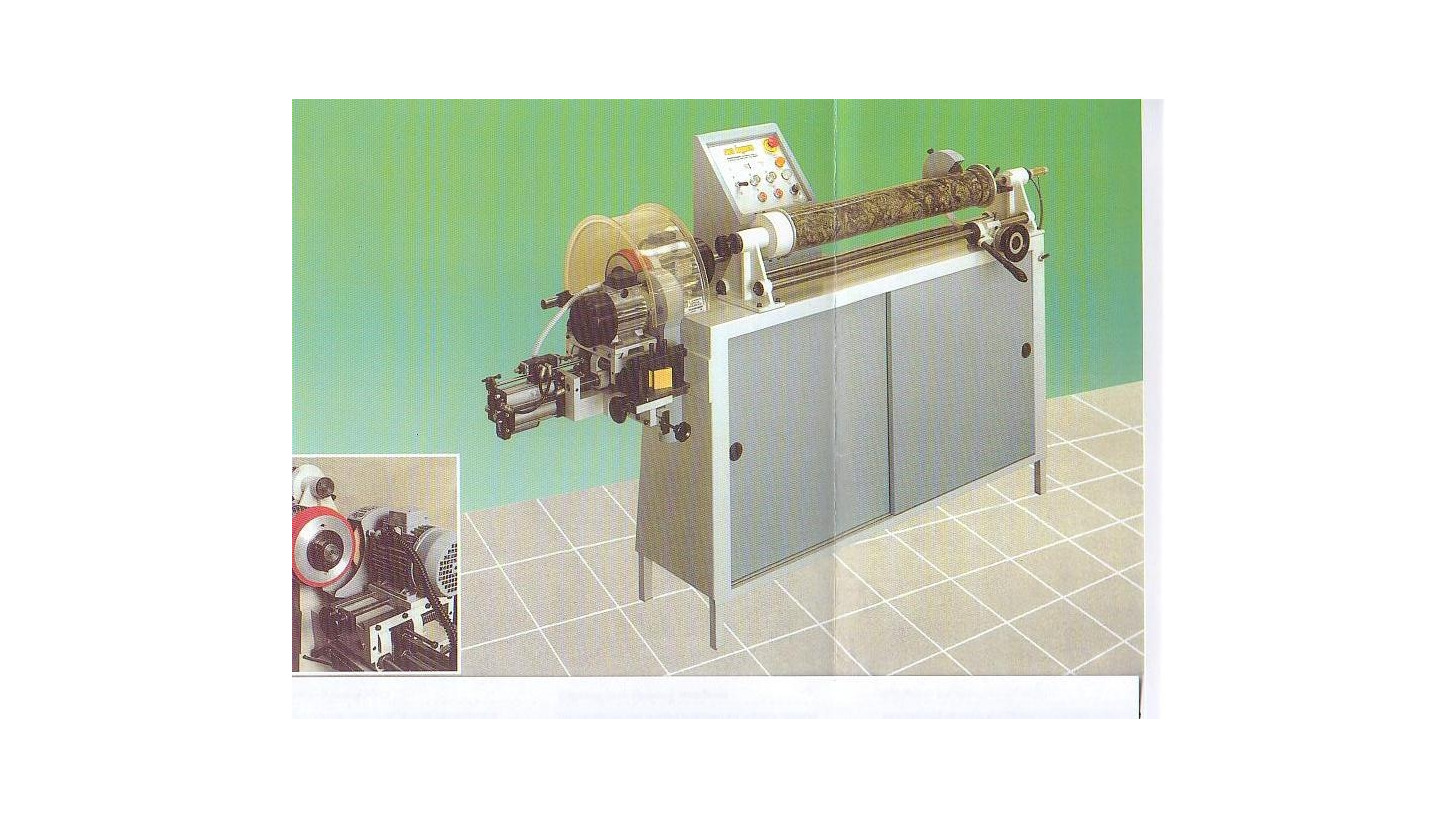 Logo CUTTING AND SHAPING MACHINE