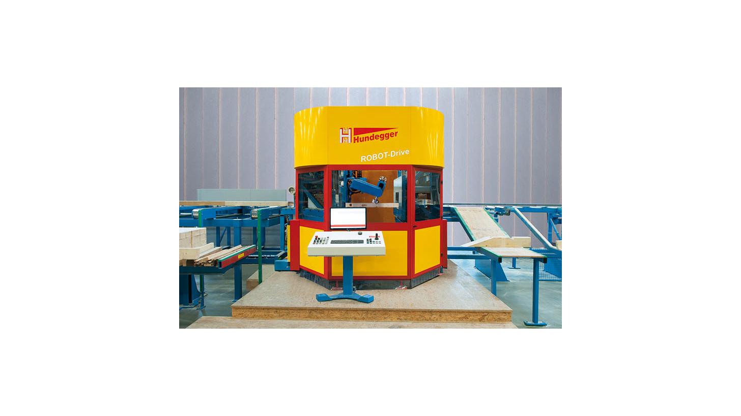 Logo Abbundmaschine ROBOT-Drive