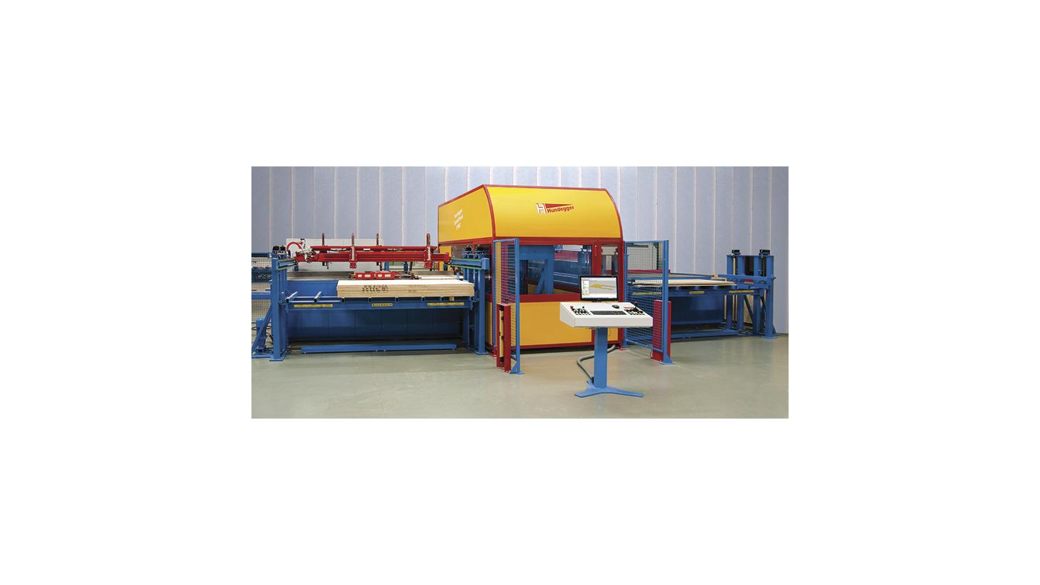 Logo Plattenbearbeitungsautomat Speed-Panel-Maschine SPM