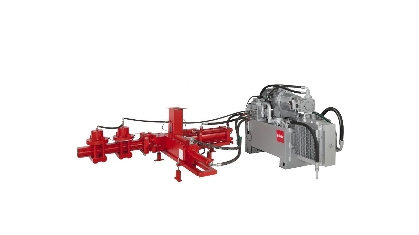 Logo Briquetting presses