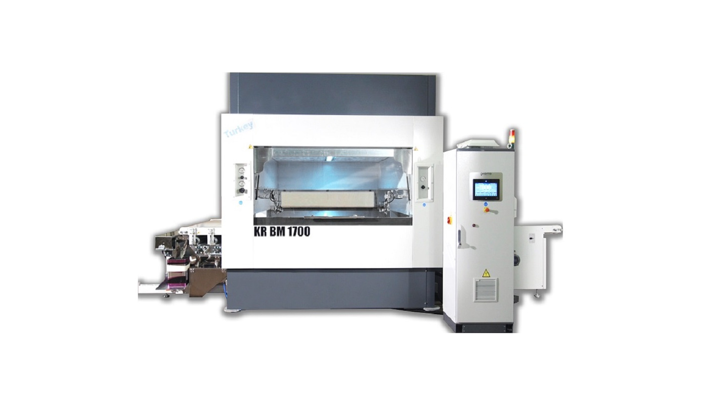 Logo Automatic Spraying Machine