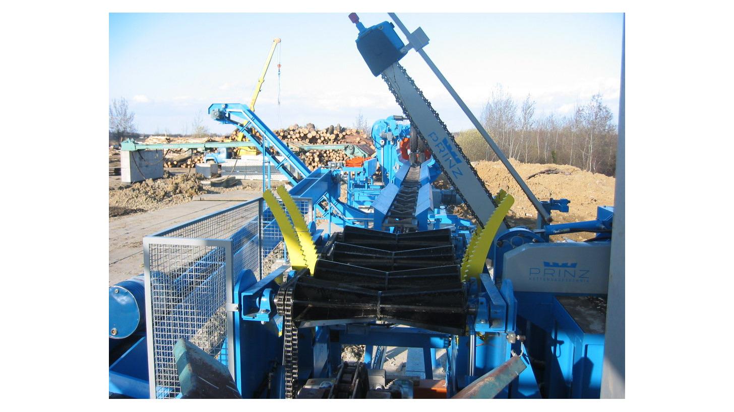 Logo Log yard saws