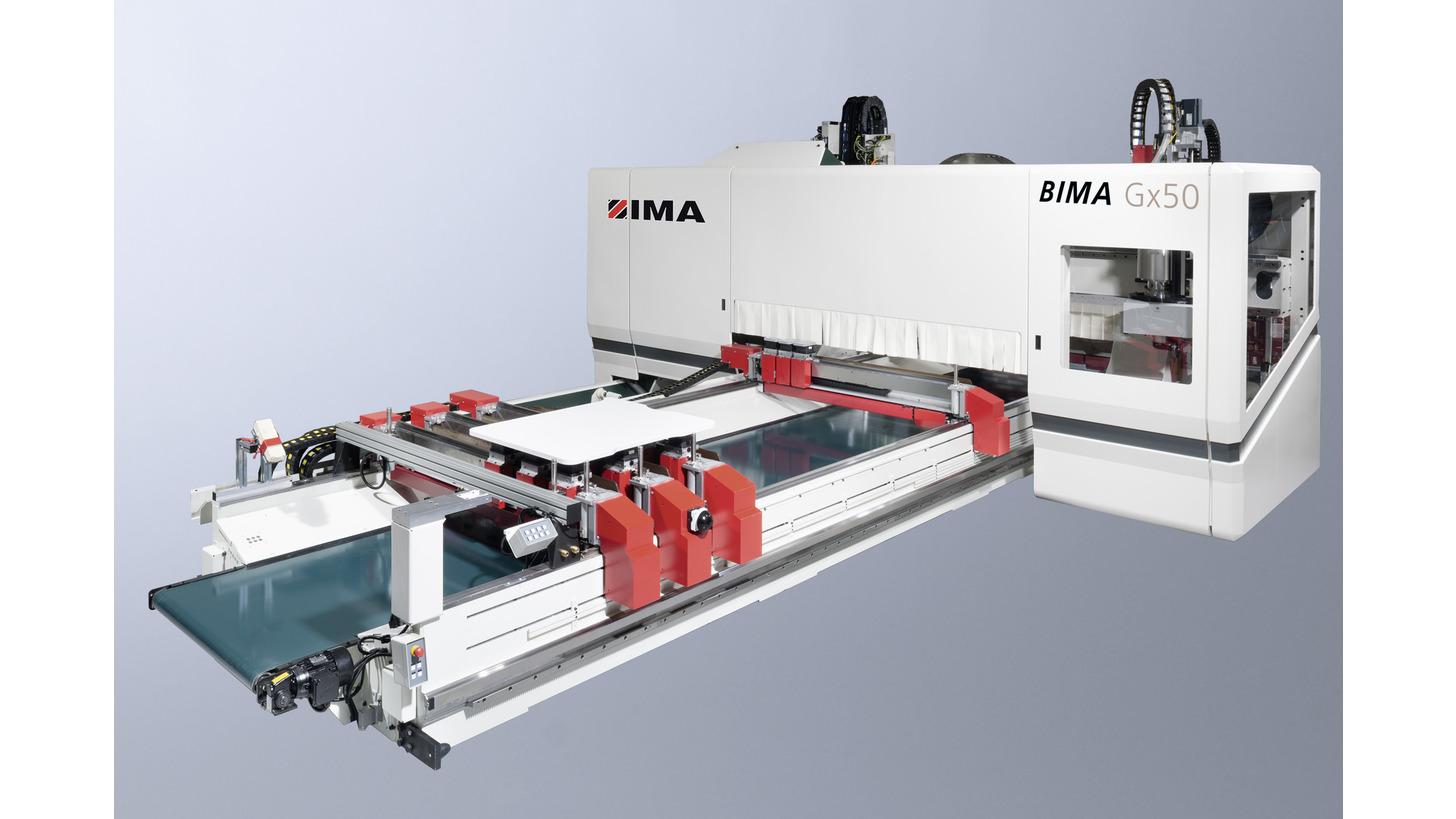 Logo BIMA Gx50/Gx60