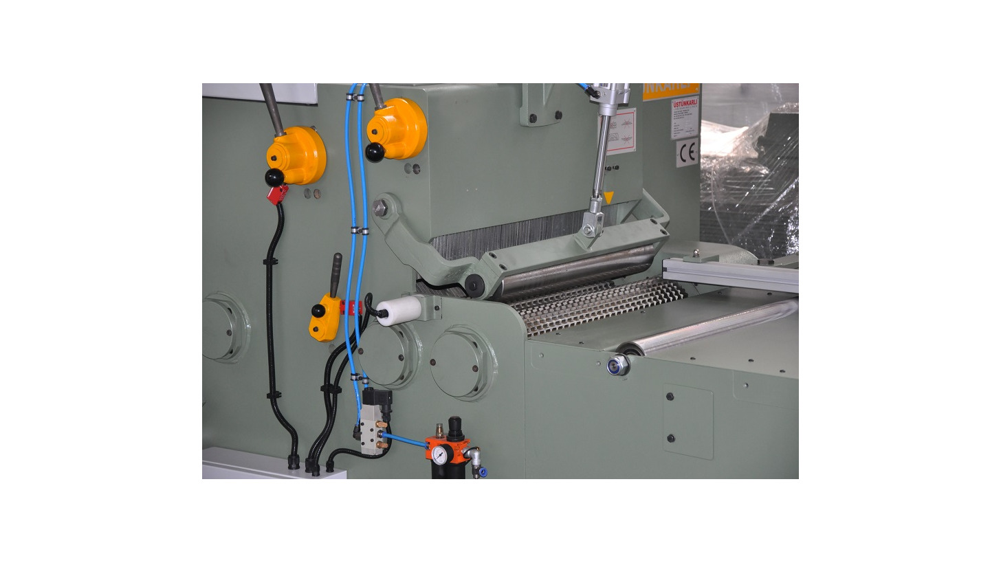 Logo Single Spindle Multiple Rip Saws
