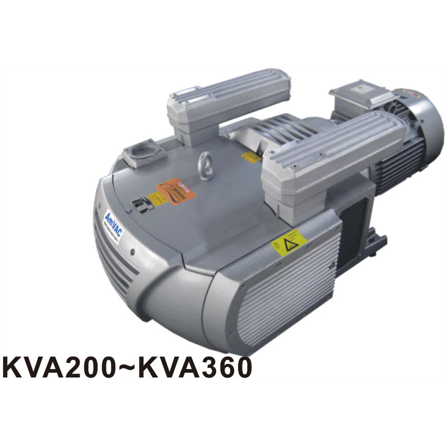 Logo Oil-less Rotary Vane Vacuum Pump