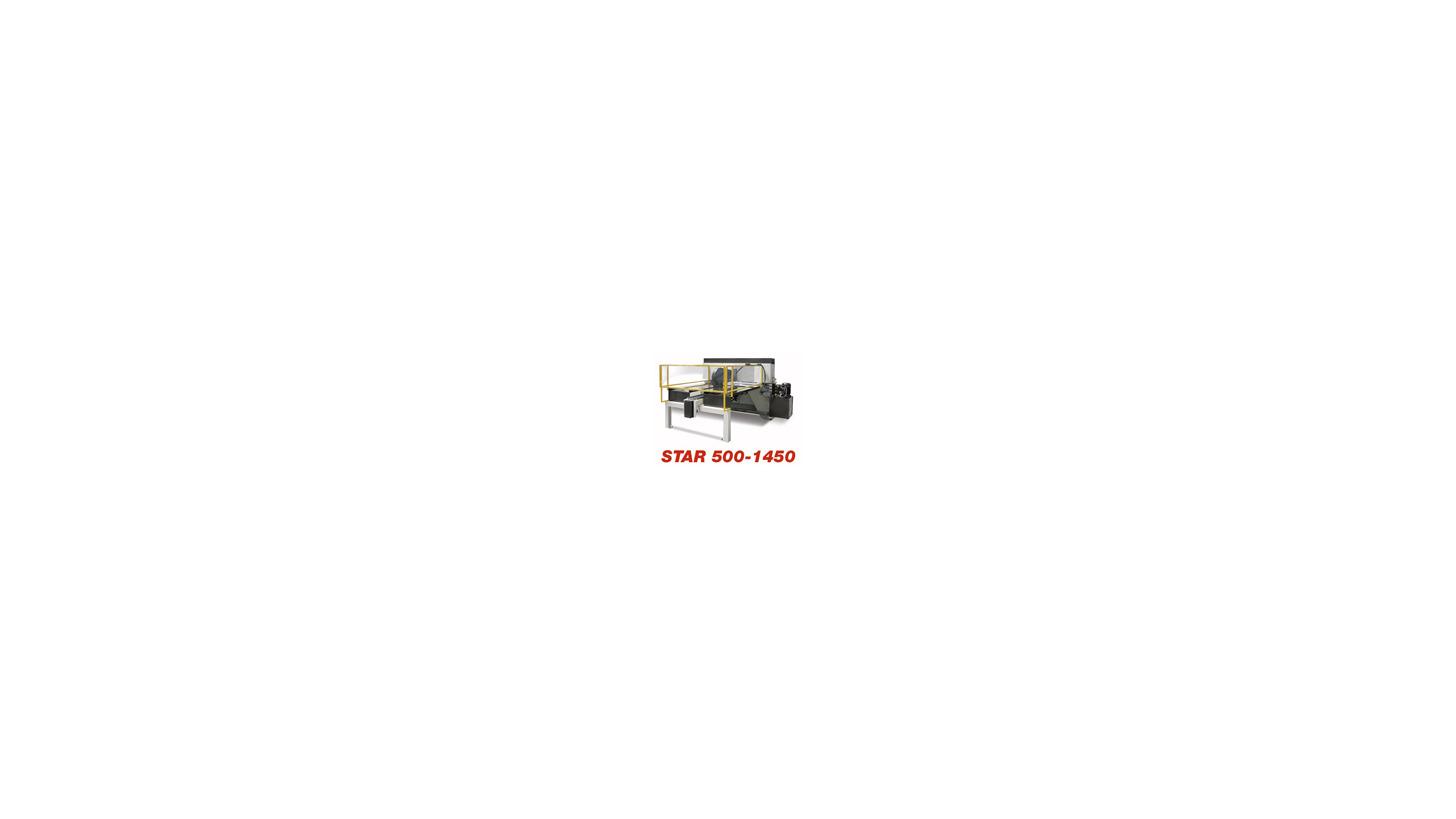 Logo Furnierpaket-Mehrkantenbeschneidautomat