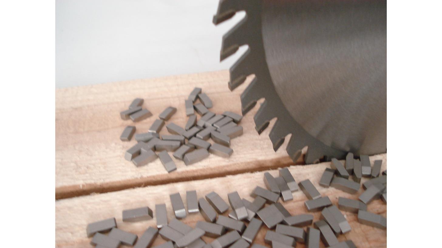 Logo Carbide Saw Tips