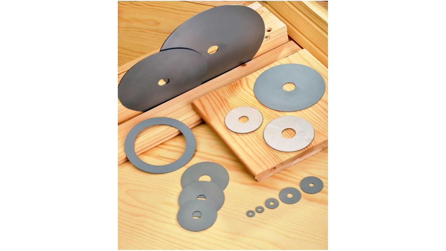 Logo Solid Carbide Saw Discs