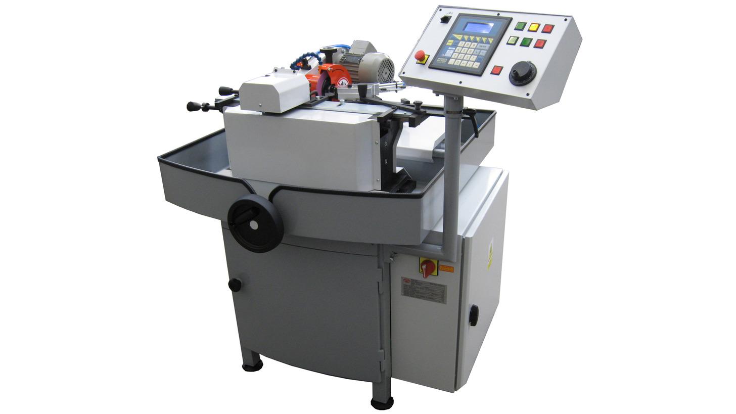 Logo CNC grinding machine