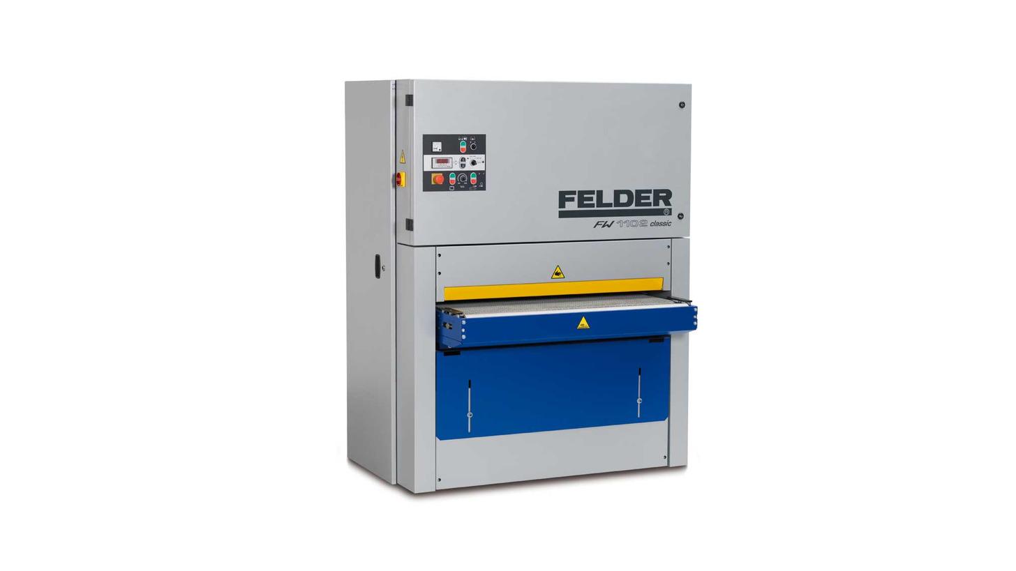 Logo FELDER Breitbandschleifmaschinen