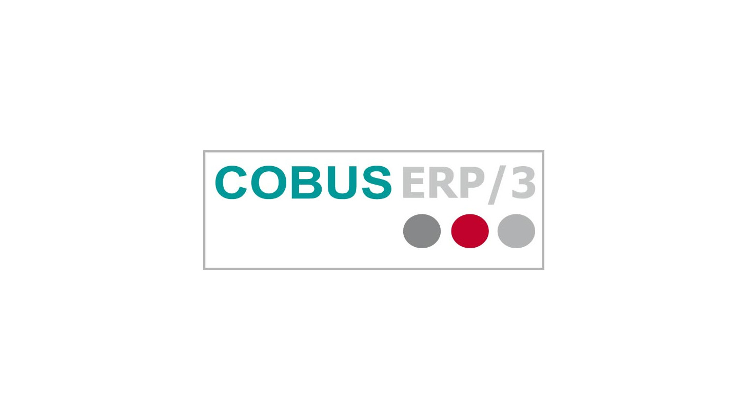 Logo COBUS ERP/3 - for middle sized companies