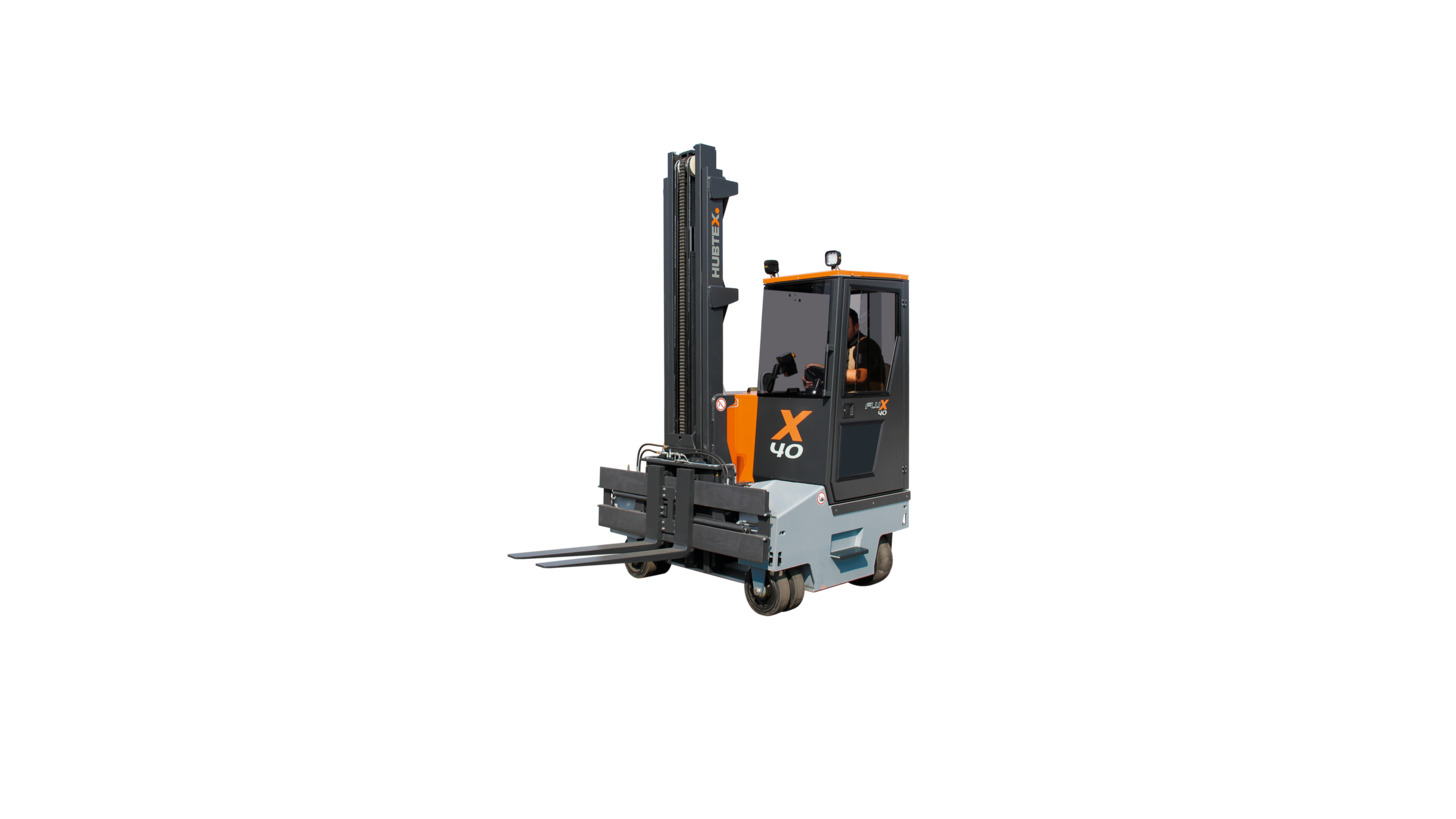 Logo Multidirectional Counterbalance Forklift