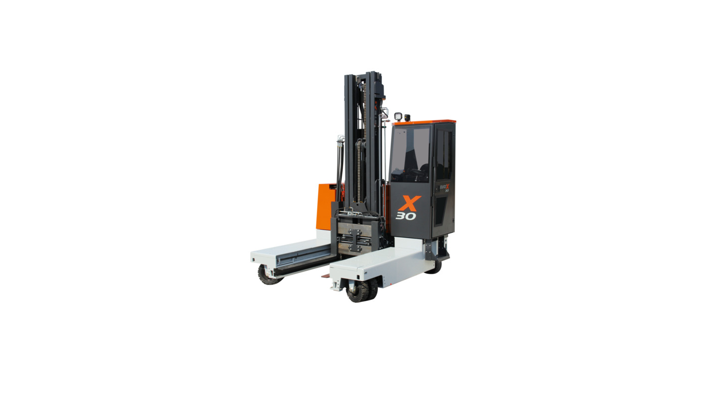 Logo Electric Multidirectional Sideloader