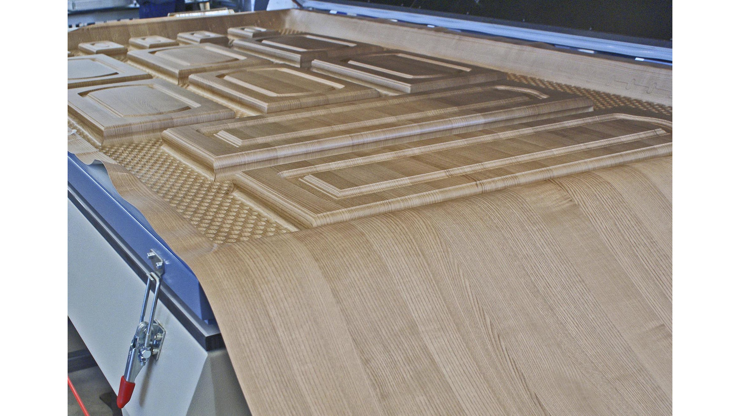 Logo Vacuum membrane presses