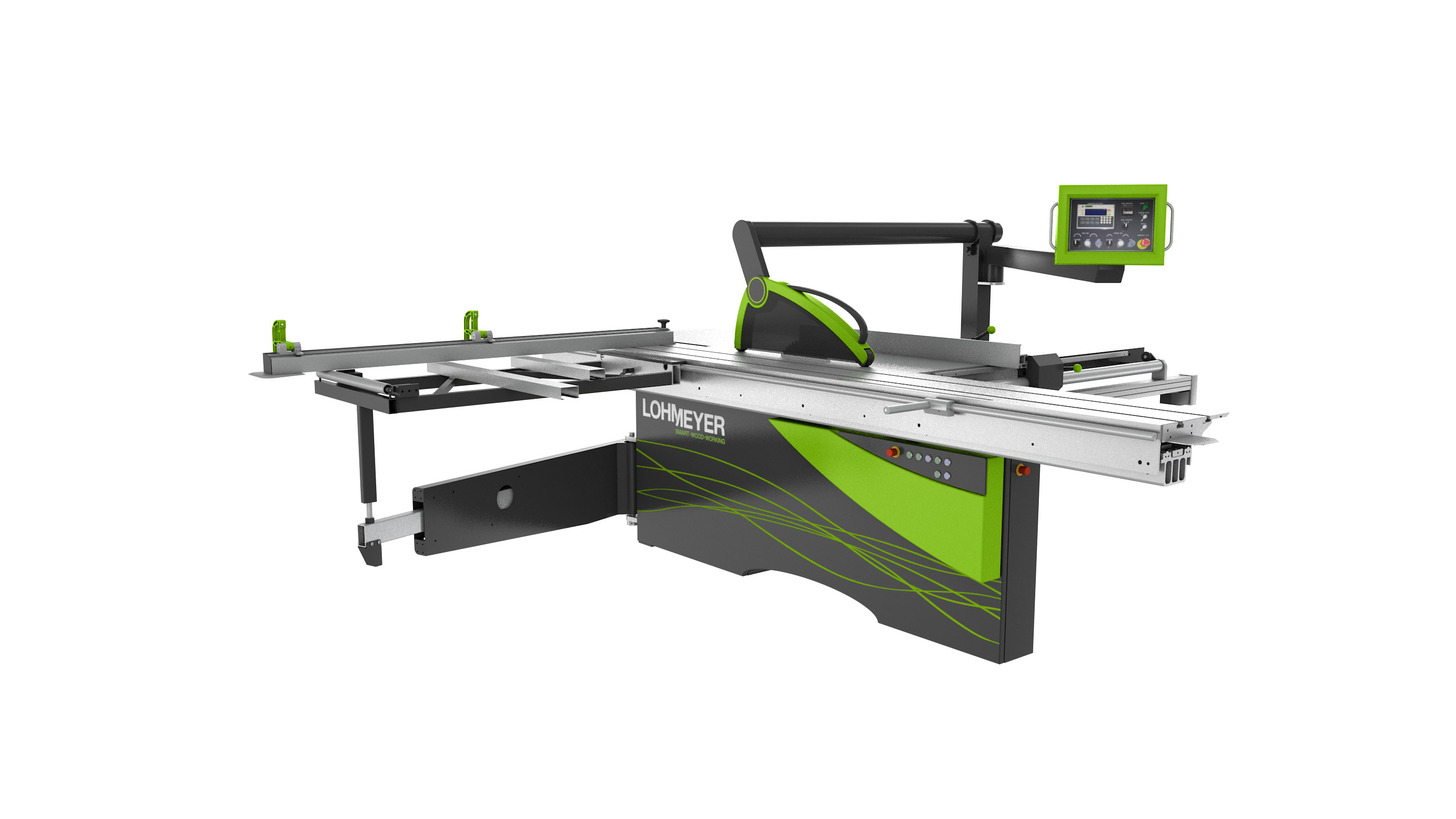 Logo Sliding Table Saw Series FKS 3 IQ