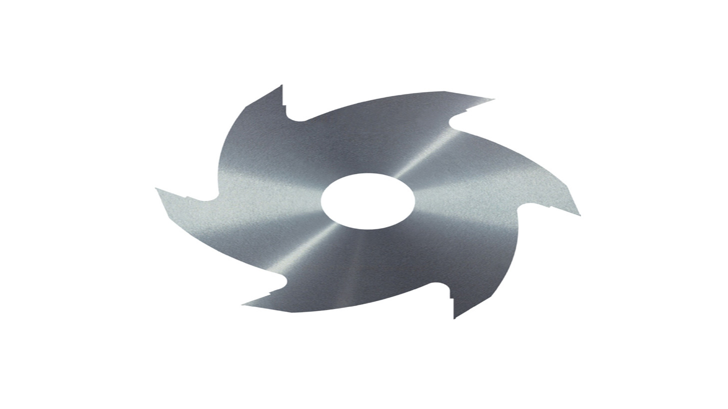 Logo TCT Saw Blanks