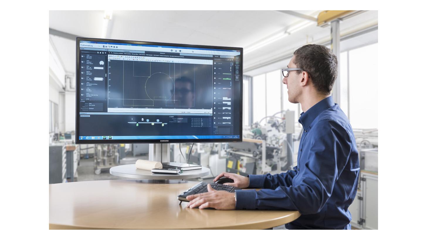 Logo Digitale Auftragsvorbereitung am PC