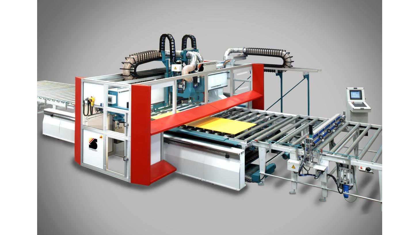 Logo SCHWABEDISSEN CNC-processing centers