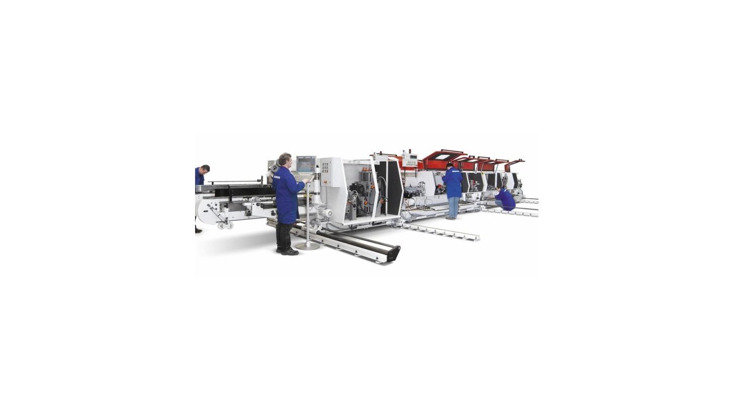Logo Edge banding machines