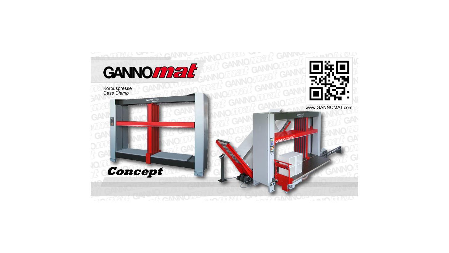 Logo Case clamp - Concept