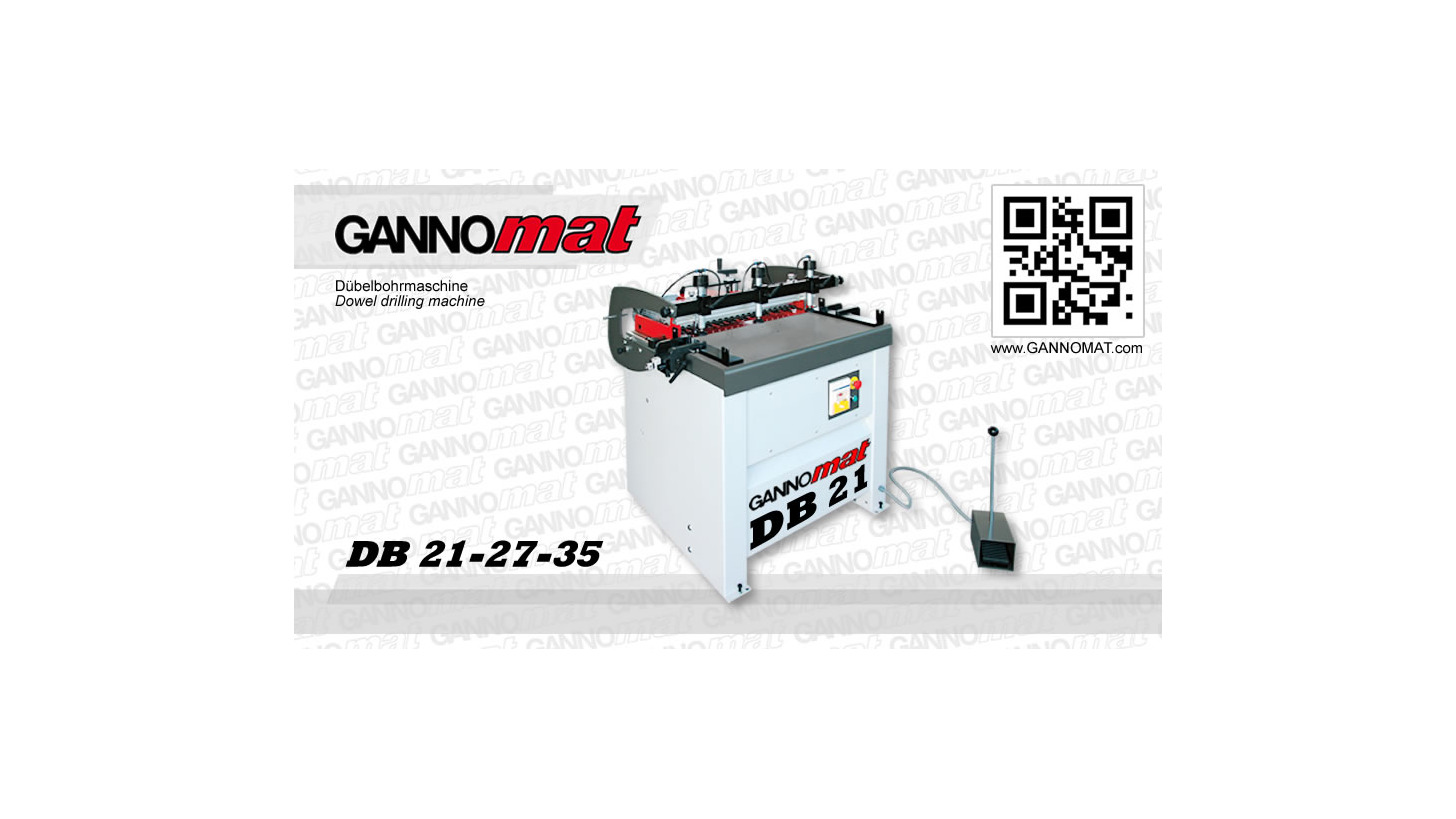 Logo Dowel drilling machine