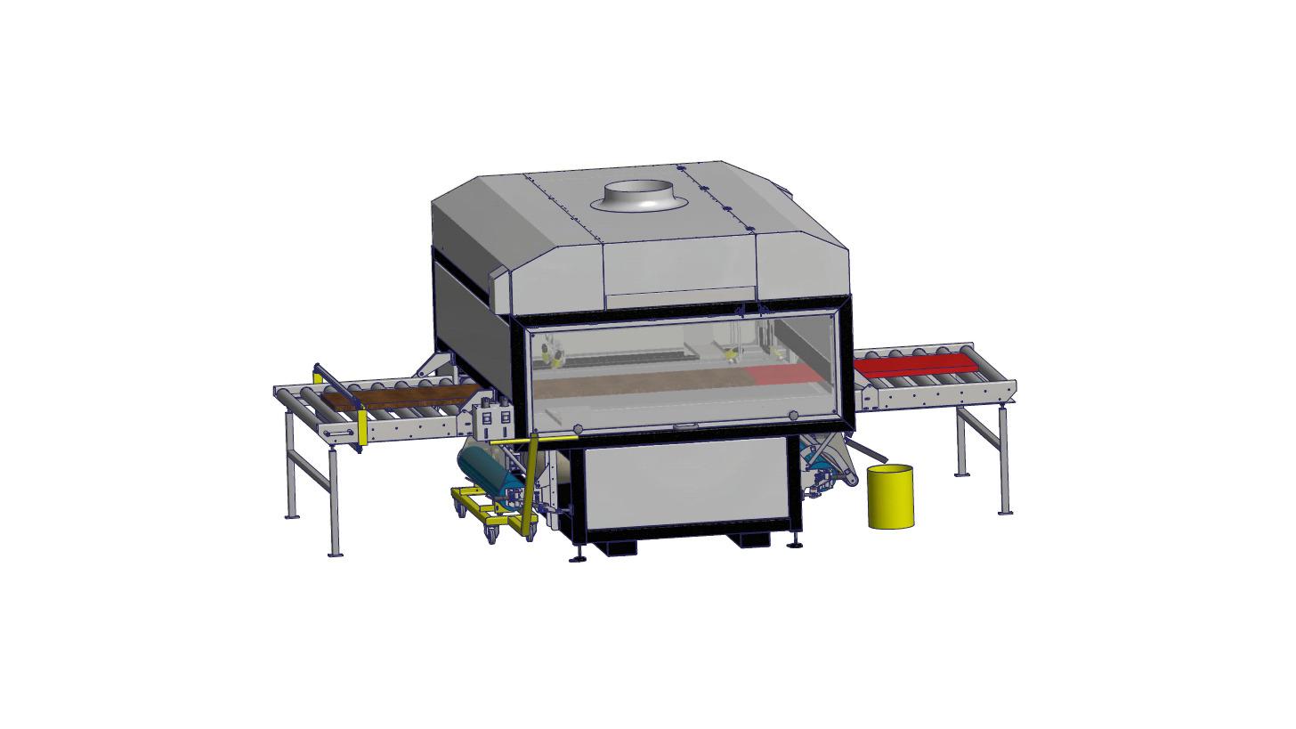 Logo Ceetec Travers Spraying Machine - paiting machine