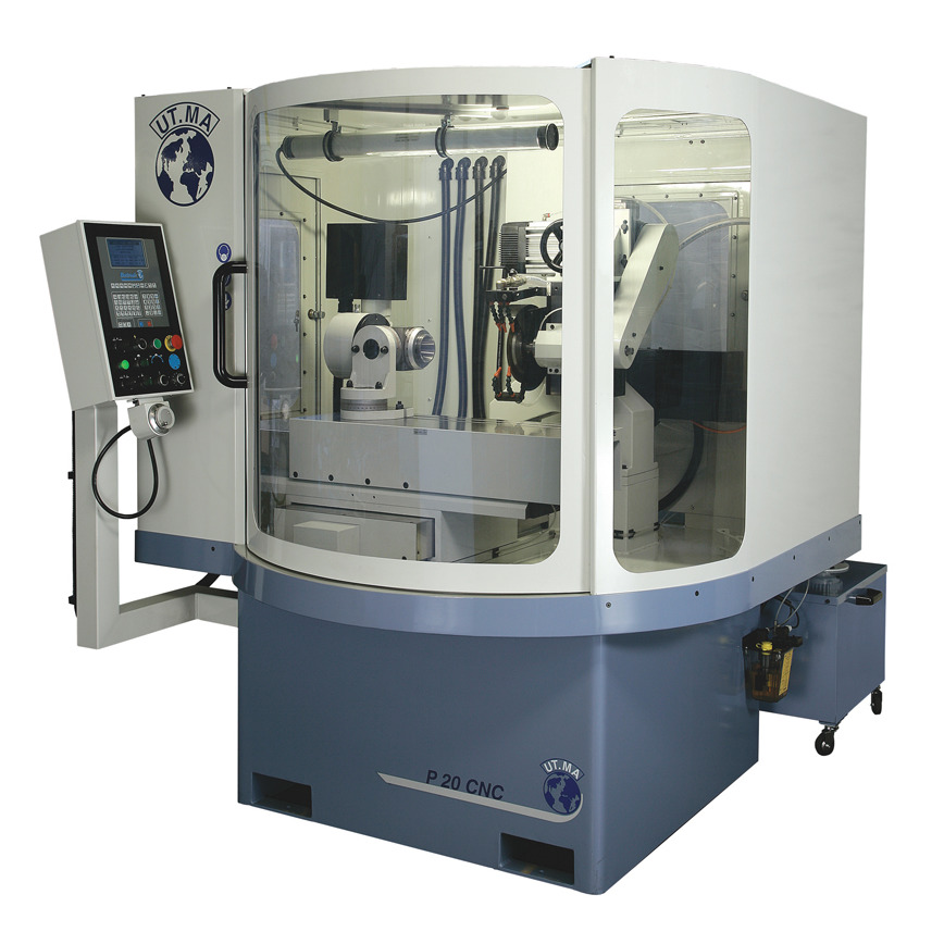 Logo P20 CNC  AUTOMATIC PROFILE MACHINE