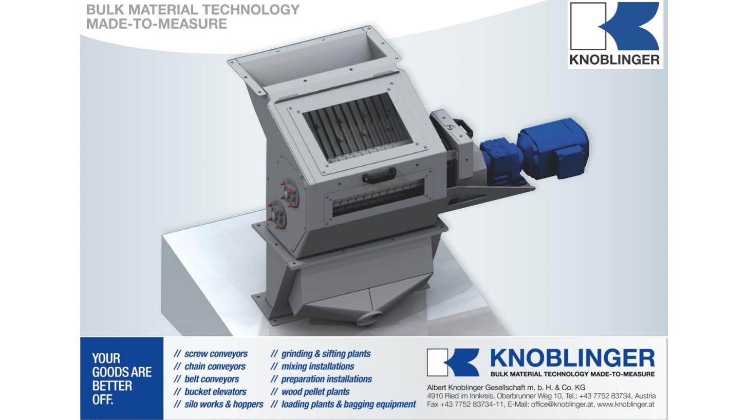 Logo Pellet Calibrator