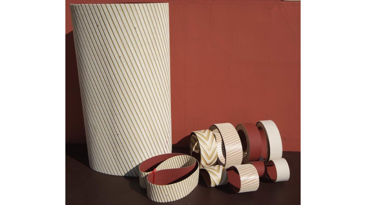 Logo Pressure Segment belts