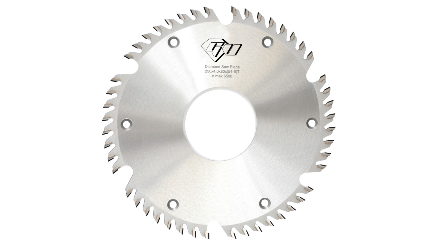 Logo PCD Saw Blades and Tooling