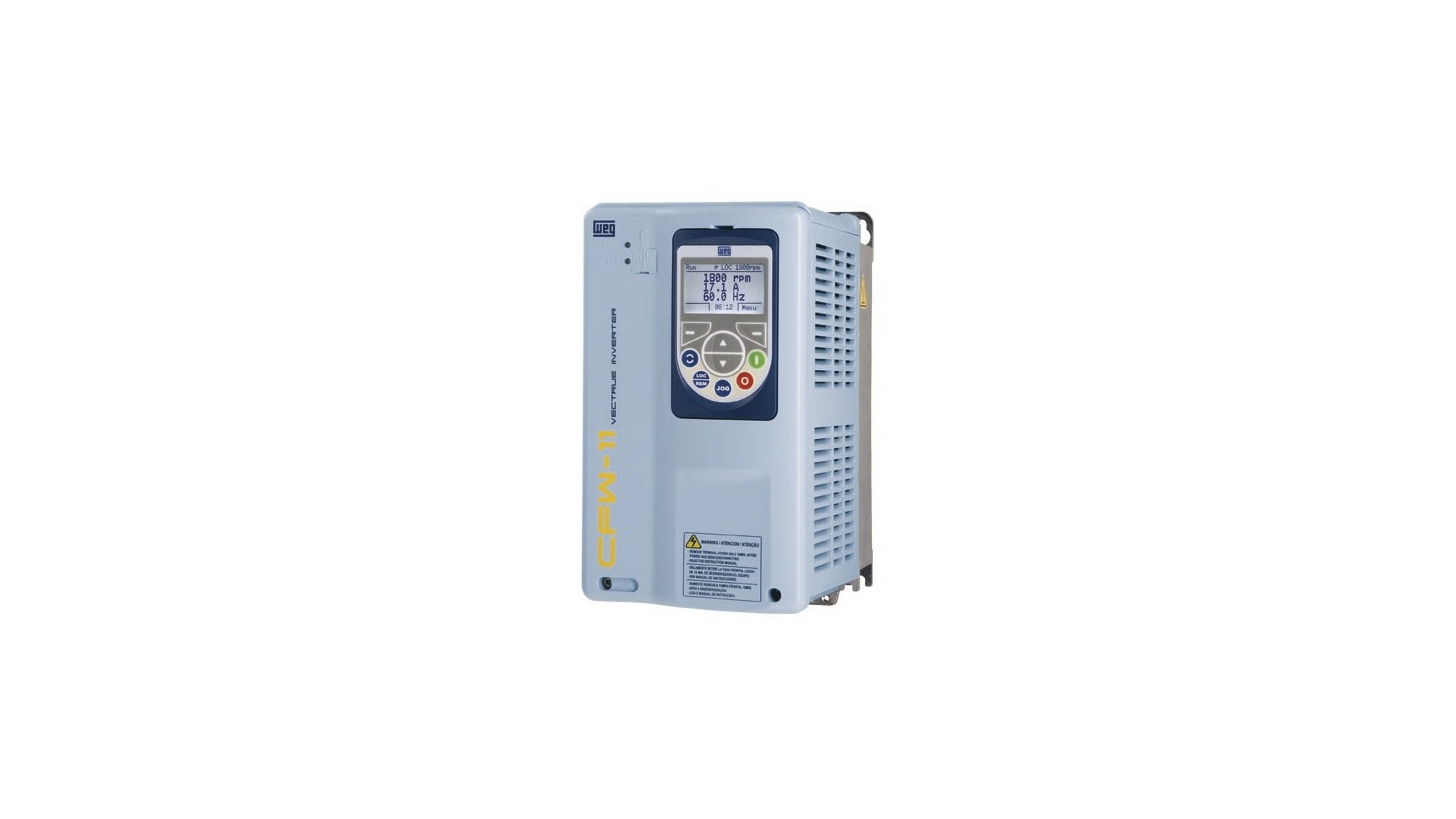 Logo CFW11 Frequency Inverters
