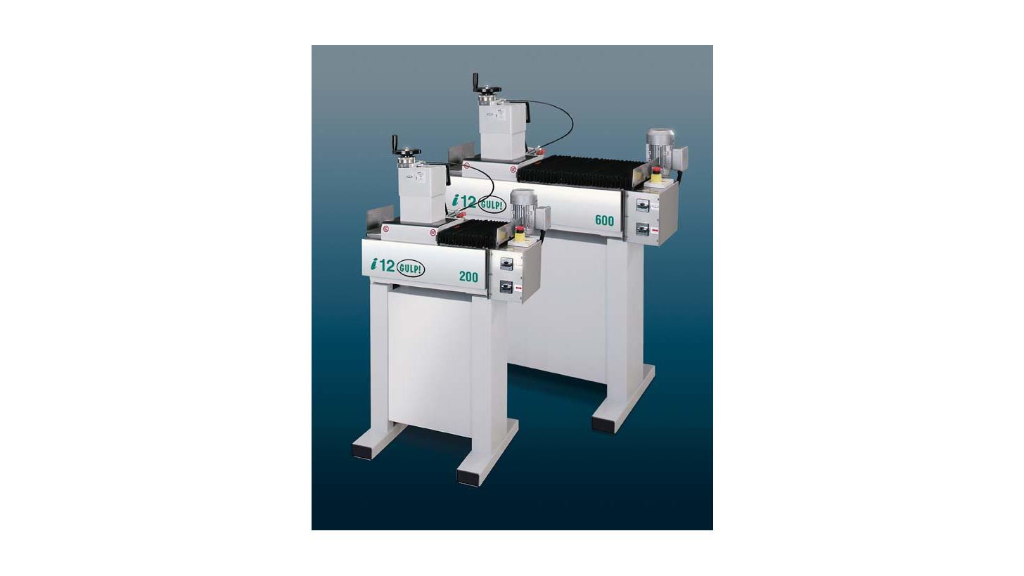 Logo i12 GULP Grinding Machine